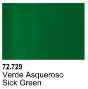 Game Air  Sick Greenn - 17ml <br>Vallejo72729